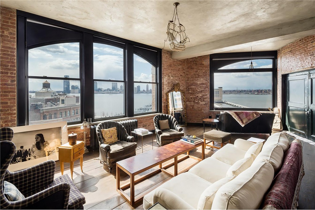 Un appartement tendance de New-York